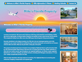 Mike's Florida Proprty